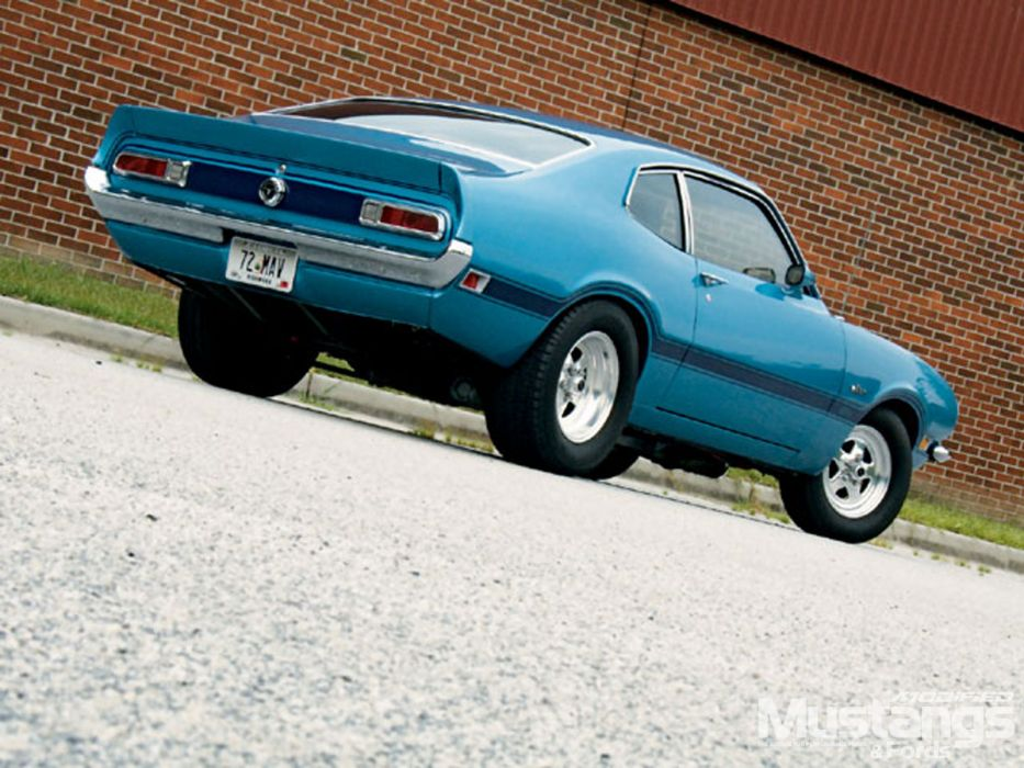 FORD MAVERICK muscle classic hot rod rods    fg wallpaper