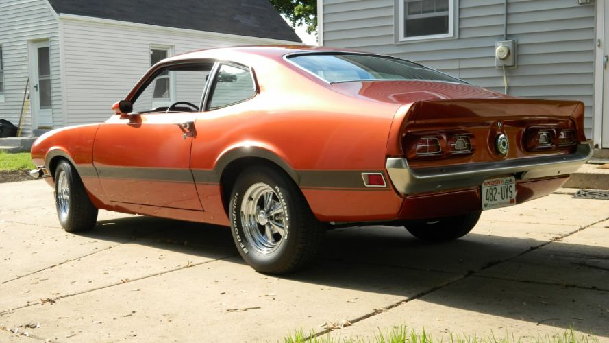 FORD MAVERICK muscle classic hot rod rods fo wallpaper