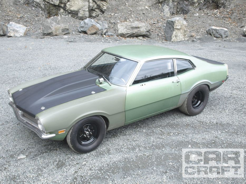 FORD MAVERICK muscle classic hot rod rods    fw wallpaper