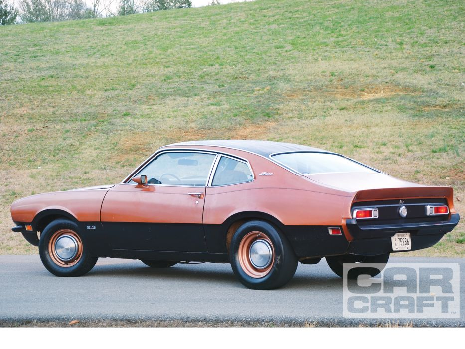 FORD MAVERICK muscle classic hot rod rods   d wallpaper