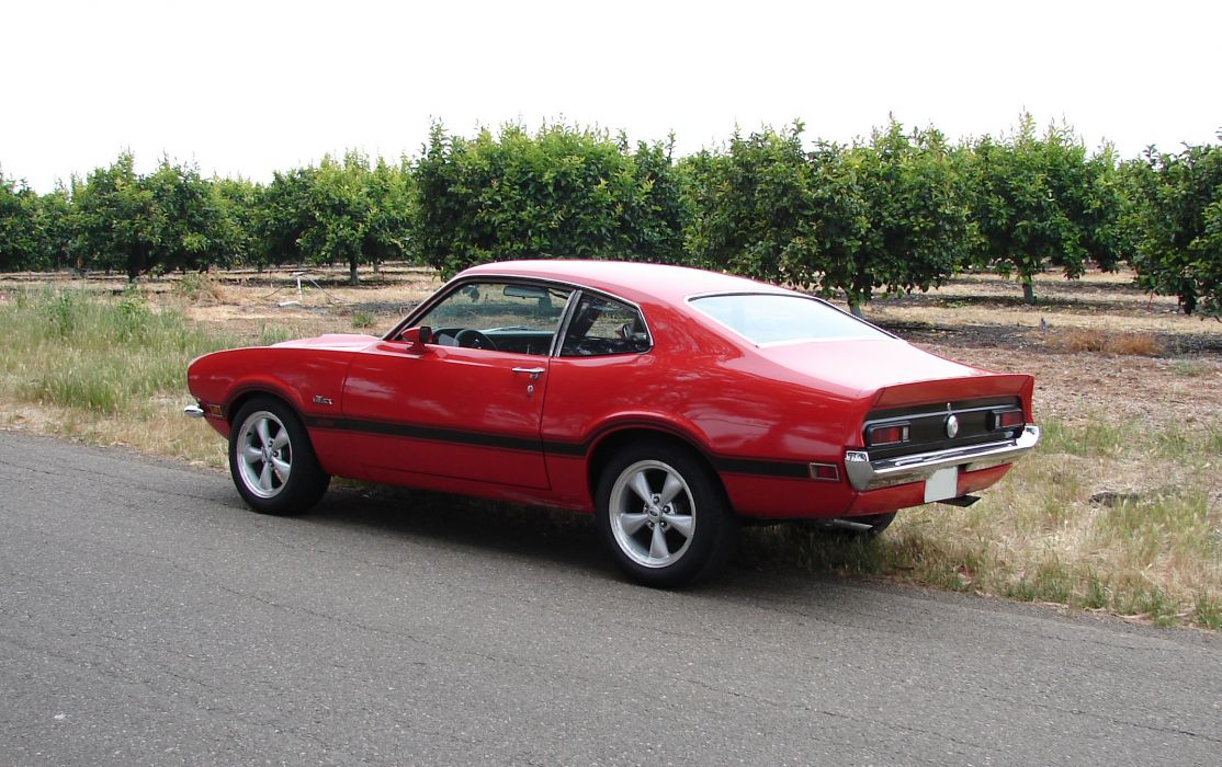 FORD MAVERICK muscle classic hot rod rods   f2 wallpaper