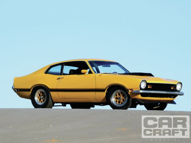 FORD MAVERICK muscle classic hot rod rods gs wallpaper