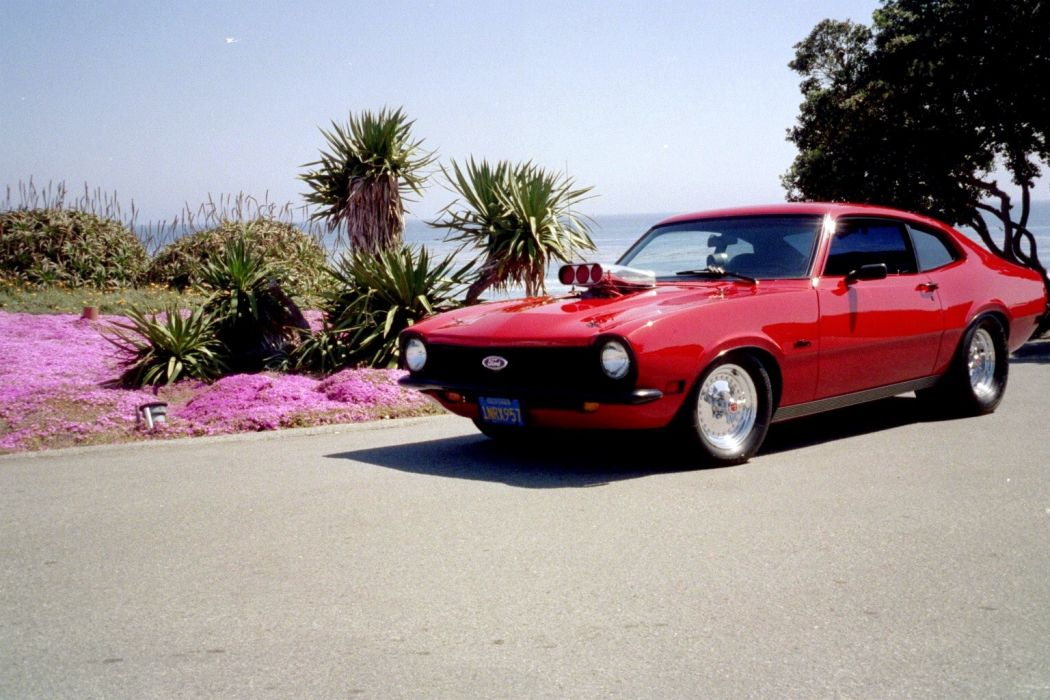 FORD MAVERICK muscle classic hot rod rods   gx wallpaper