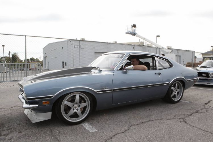 FORD MAVERICK muscle classic hot rod rods ge wallpaper