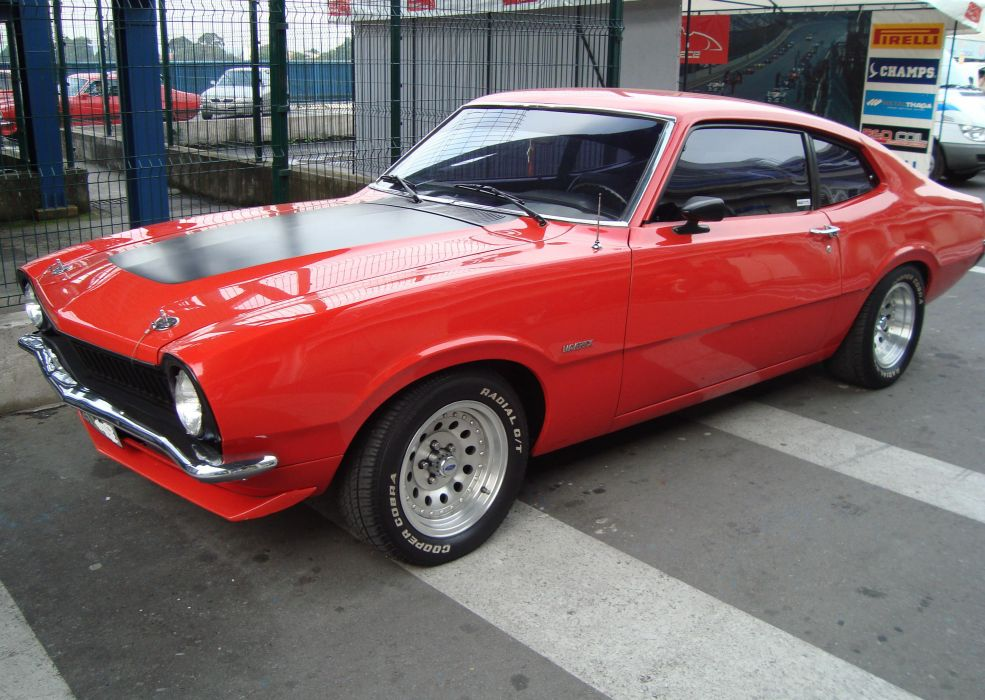 FORD MAVERICK muscle classic hot rod rods  g wallpaper