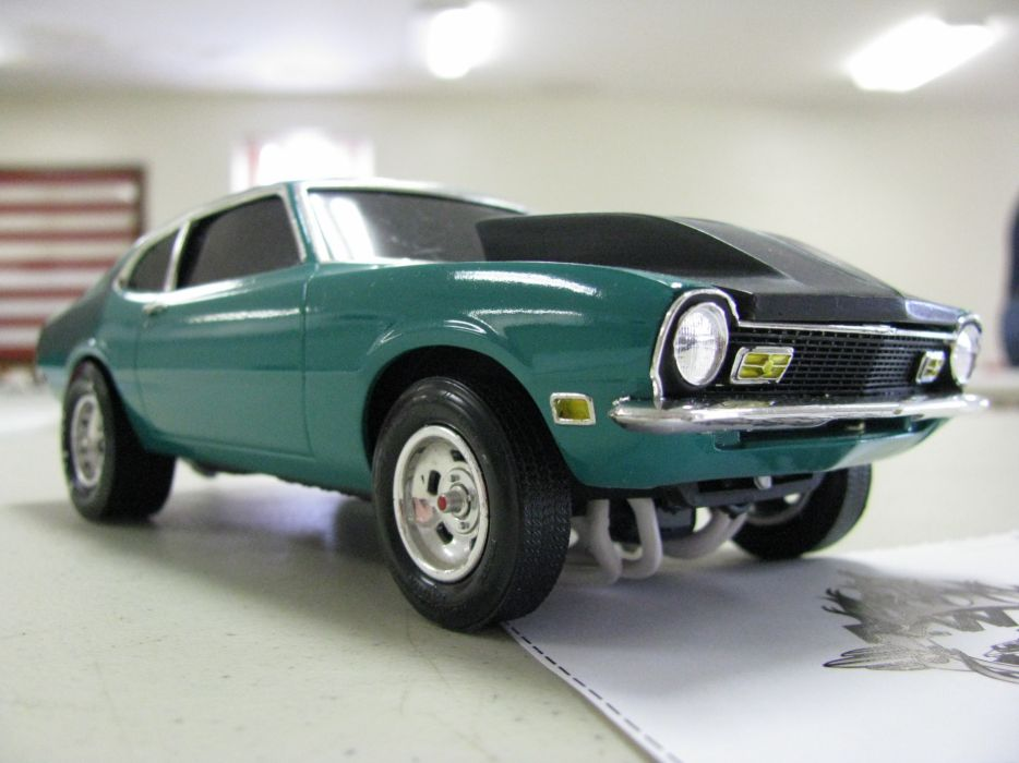 FORD MAVERICK muscle classic hot rod rods drag racing race   ge wallpaper