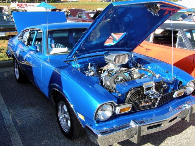 FORD MAVERICK muscle classic hot rod rods engine n wallpaper
