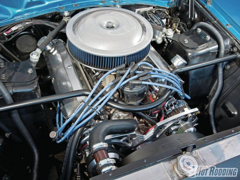 FORD MAVERICK muscle classic hot rod rods engine     c wallpaper