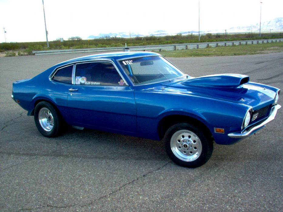 FORD MAVERICK muscle classic hot rod rods hh wallpaper