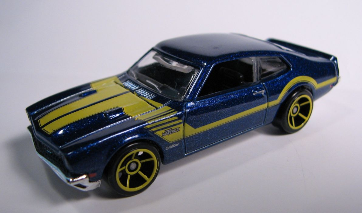 FORD MAVERICK muscle classic hot rod rods toy   f_JPG wallpaper