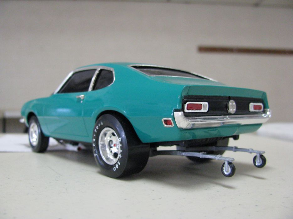 FORD MAVERICK muscle classic hot rod rods toy   f wallpaper