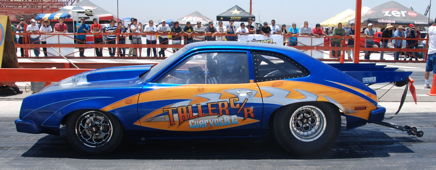 FORD PINTO classic hot rod rods drag racing race   g wallpaper