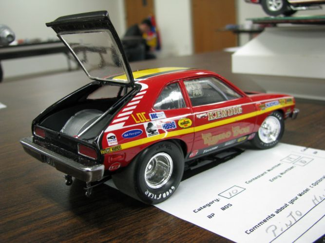 FORD PINTO classic hot rod rods drag racing race toy g wallpaper