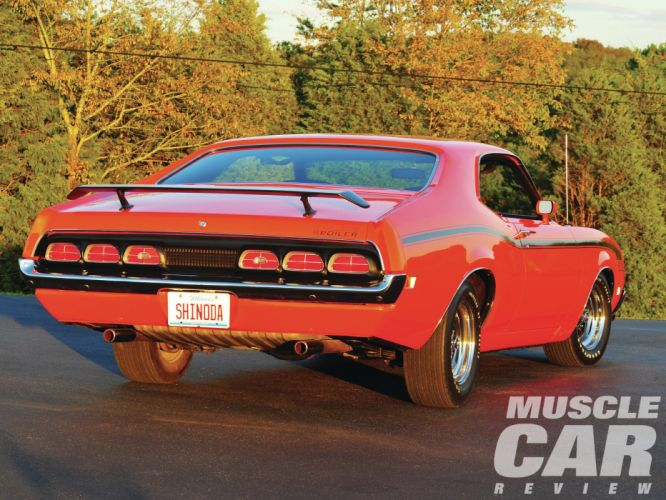 MERCURY CYCLONE muscle classic r wallpaper