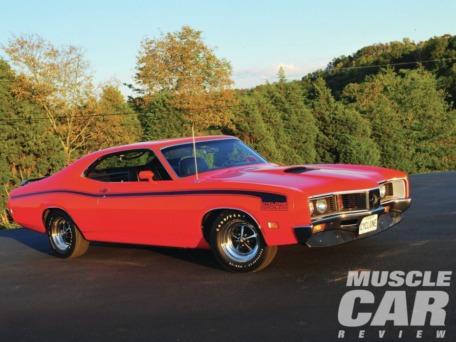 MERCURY CYCLONE muscle classic   f wallpaper