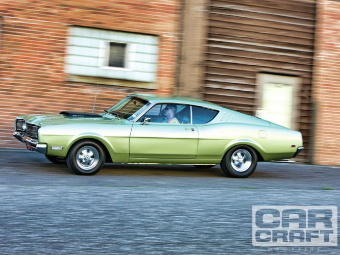 MERCURY CYCLONE muscle classic hot rod rods f wallpaper