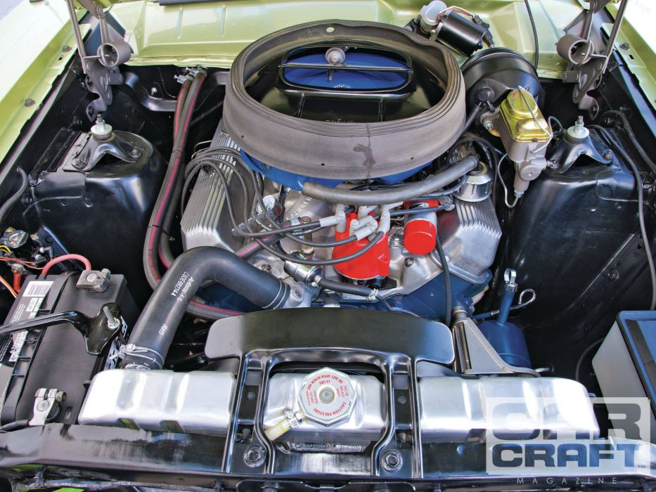 MERCURY CYCLONE muscle classic hot rod rods engine       g wallpaper