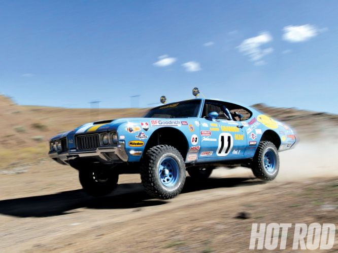 OLDSMOBILE 442 muscle classic hot rod rods race racing offroad r wallpaper