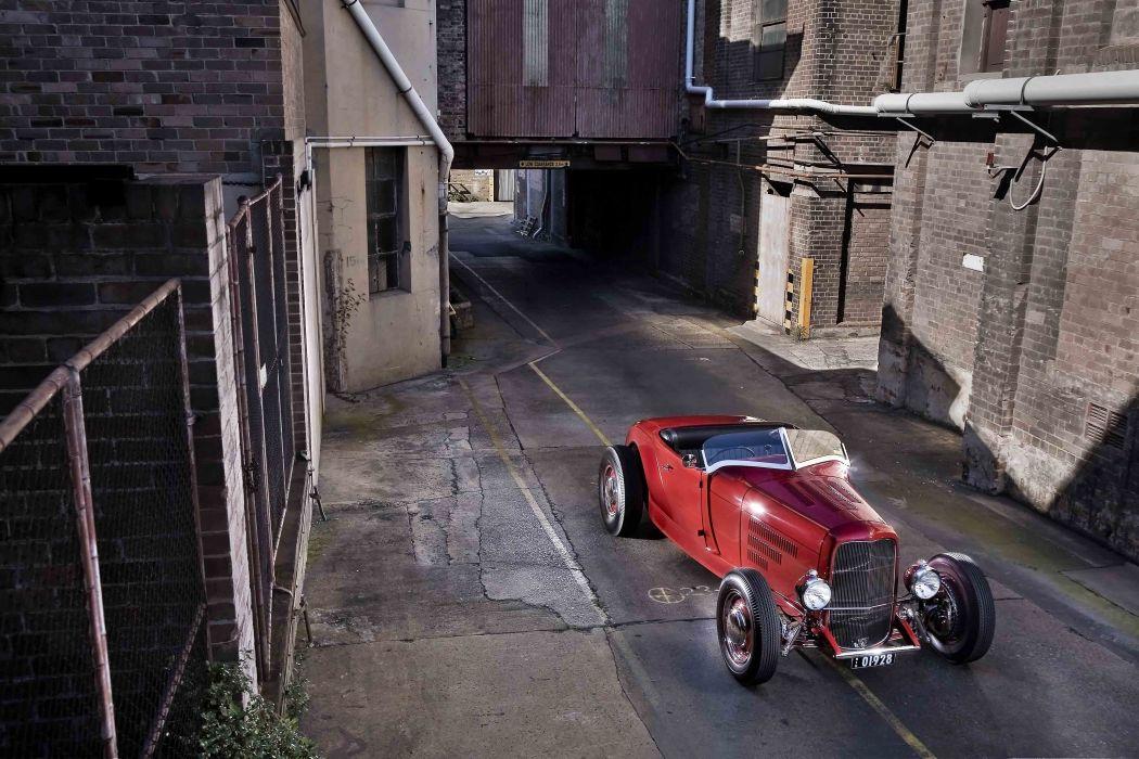 hot rod rods retro ford model-a   f wallpaper