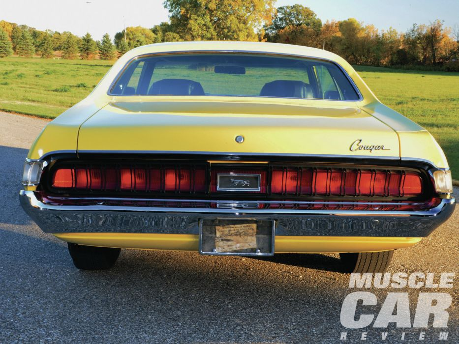 MERCURY COUGAR muscle classic   h wallpaper
