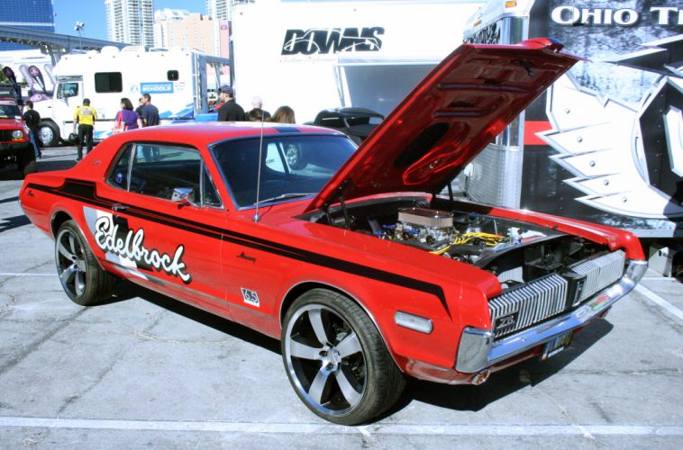 MERCURY COUGAR muscle classic hot rod rods engine gr wallpaper