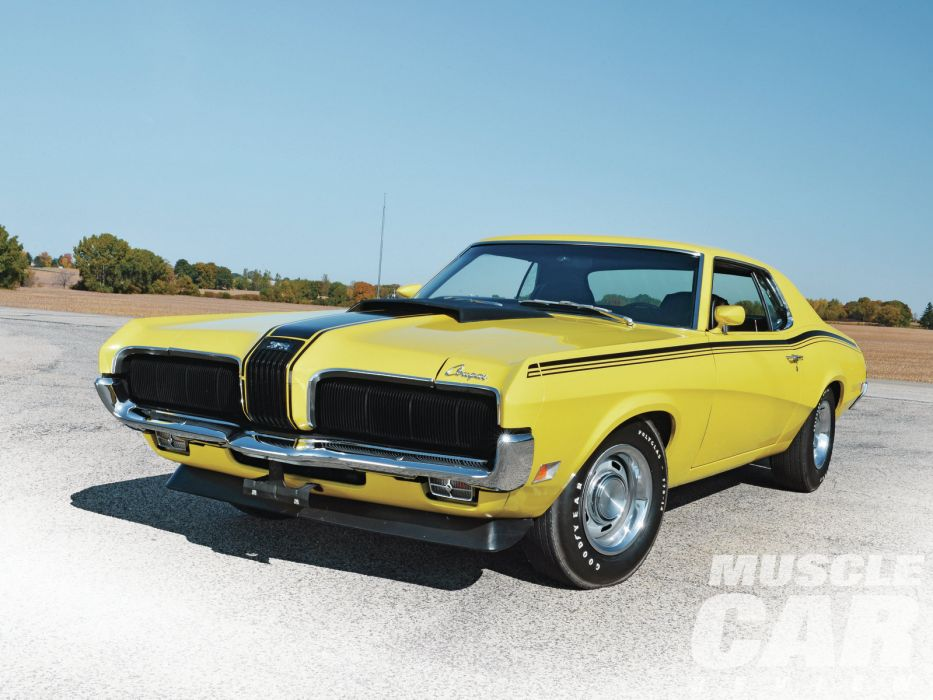 MERCURY COUGAR muscle classic hot rod rods   h wallpaper