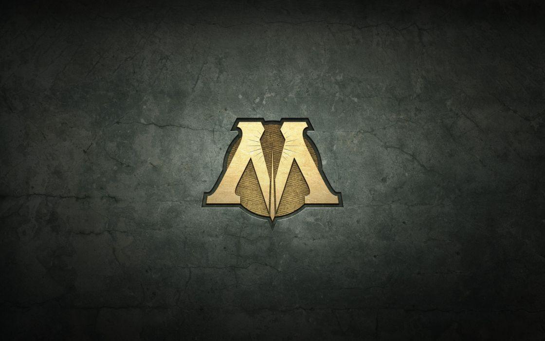 Harry Potter magic logos ministry wallpaper