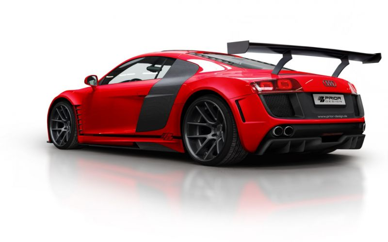 cars tuning Audi R8 wallpaper