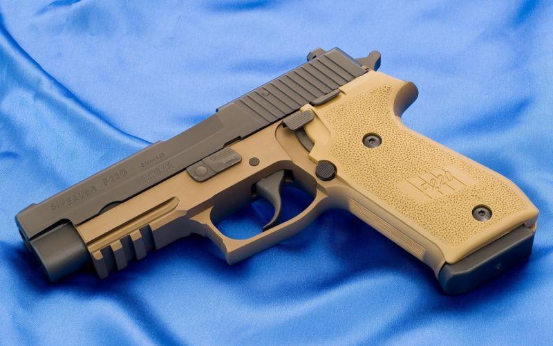 pistols guns army weapons Sig Sauer Equipment wallpaper