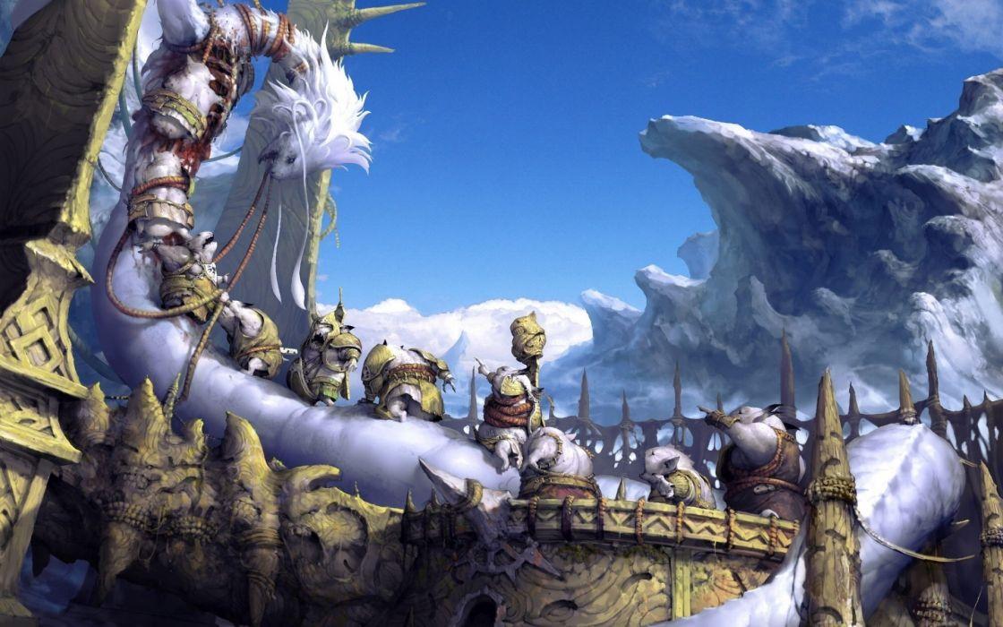 fantasy art artwork wallpaper