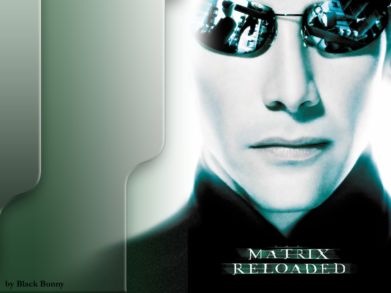 Neo Keanu Reeves Matrix Reloaded wallpaper | 1600x1200 ...