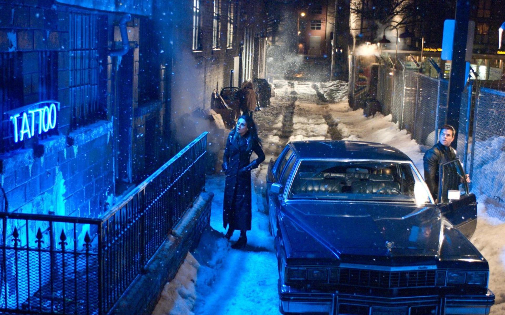 Mila Kunis Movies Max Payne Mark Wahlberg Wallpaper 1920x1200