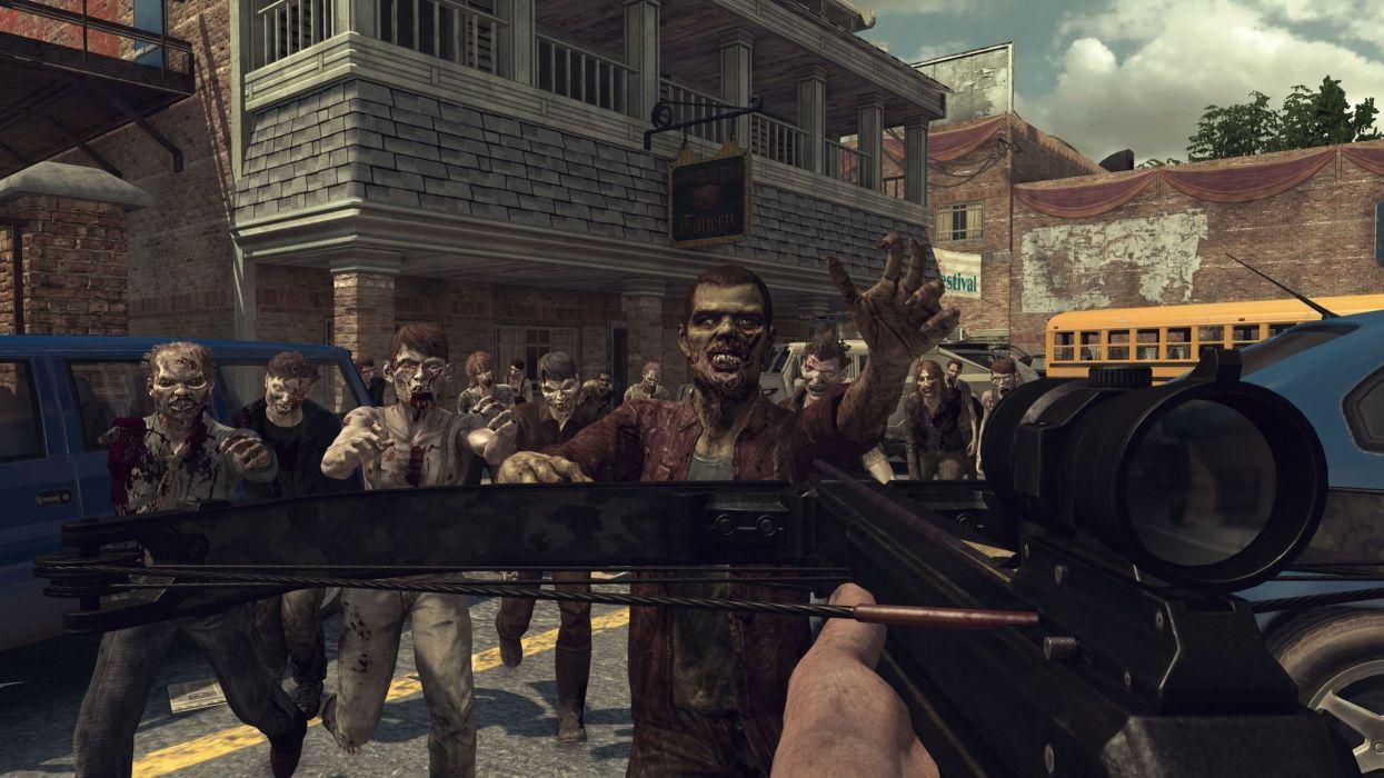 video games zombies The Walking Dead - Survival Instinct wallpaper