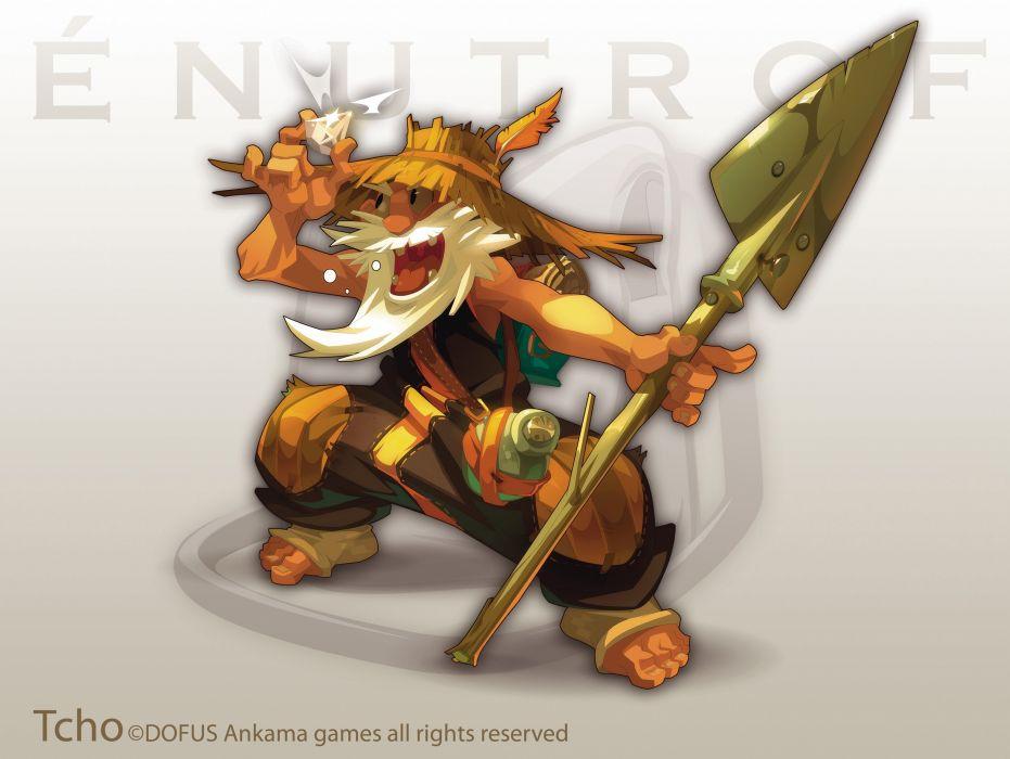 cartoons multicolor comics vectors fantasy art Wakfu digital art Dofus airbrushed Ankama wallpaper