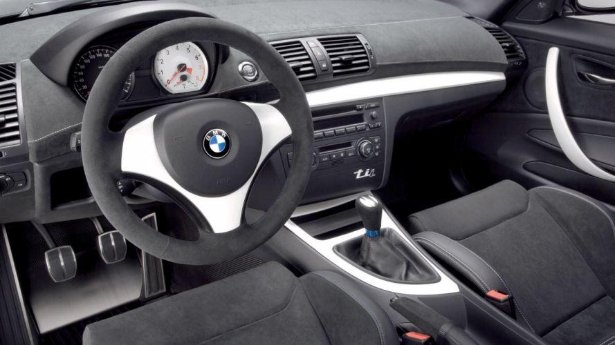 BMW car interiors wallpaper