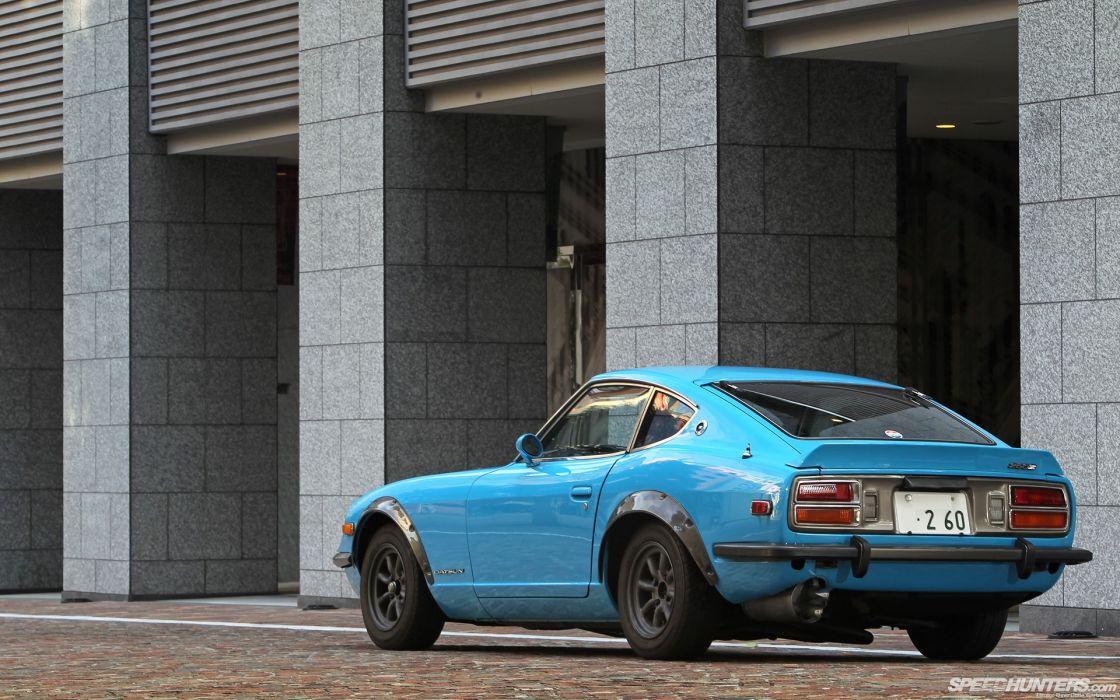 cars tuning drift Datsun 260z wallpaper