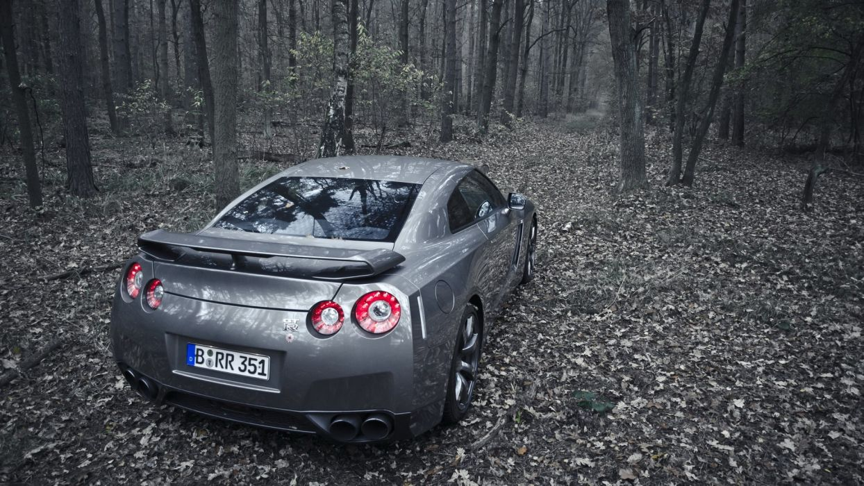cars races JDM Japanese domestic market racing cars speed automobiles Nissan GT-R R35 wallpaper