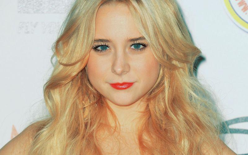 blondes women actress Alessandra Torresani wallpaper