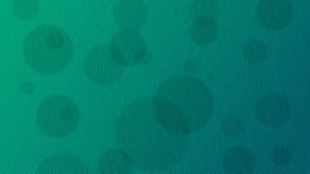 minimalistic bubbles digital art wallpaper