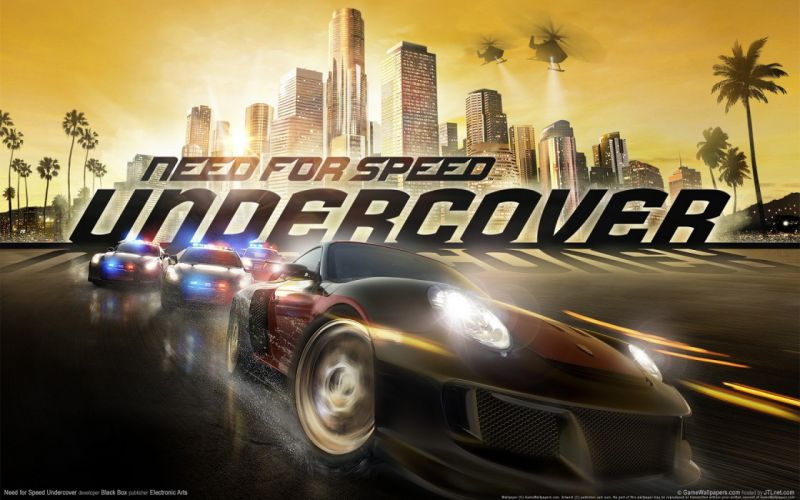 video games Need for Speed Need For Speed Undercover games pc games wallpaper