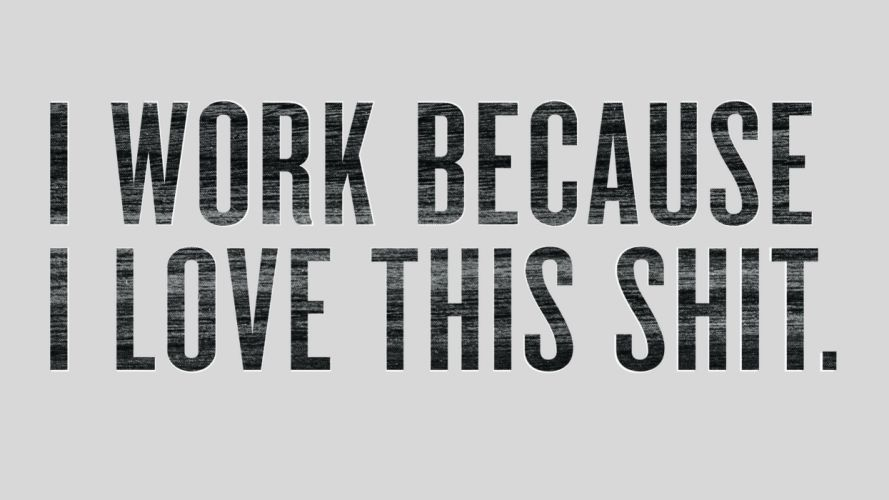 work minimalistic typography textures grayscale simple background motivation wallpaper