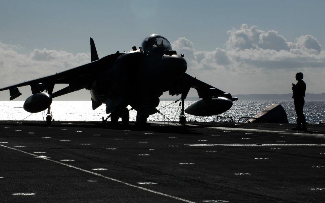 aircraft harrier vehicles aircraft carriers AV-8B Harrier wallpaper