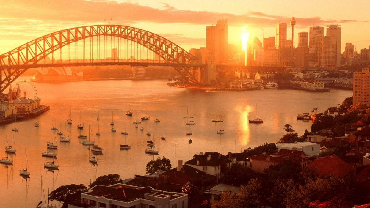 Sun sydney australia sydney harbour bridge wallpaper 1920x1080 sun sydney australia sydney harbour bridge wallpaper altavistaventures Images