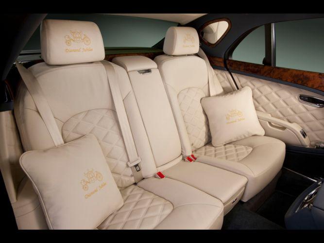 cars Bentley Mulsanne Bentley Mulsanne Diamond Jubilee Edition wallpaper
