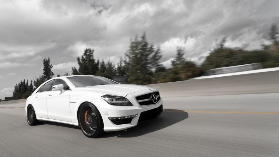 cars AMG vehicles Mercedes-Benz speed wallpaper