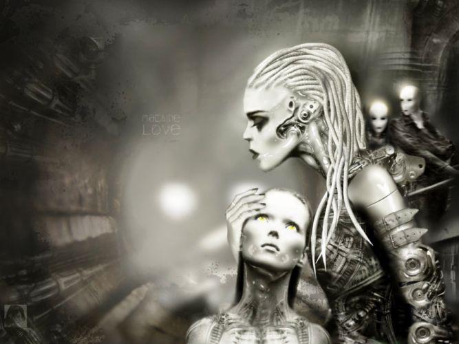 fantasy art fans wallpaper