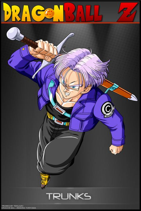 Trunks Dragon Ball Z Dragon Ball Wallpaper 1942x2912