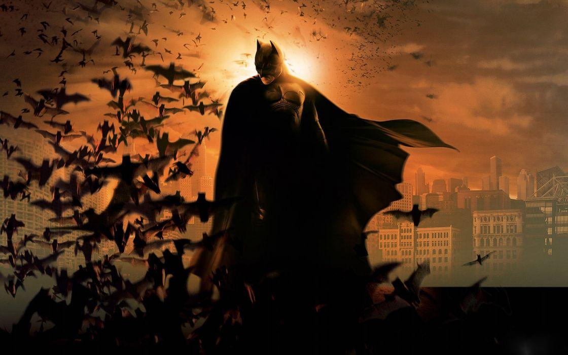 Batman DC Comics Batman Begins wallpaper