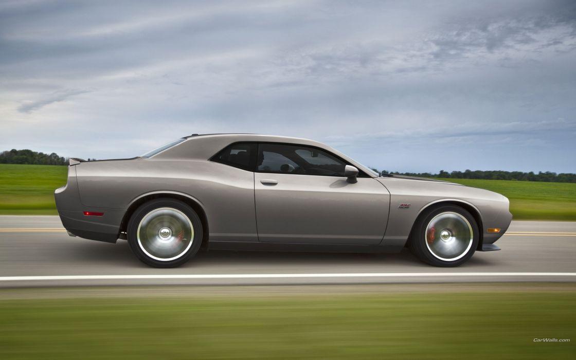cars Dodge Challenger wallpaper