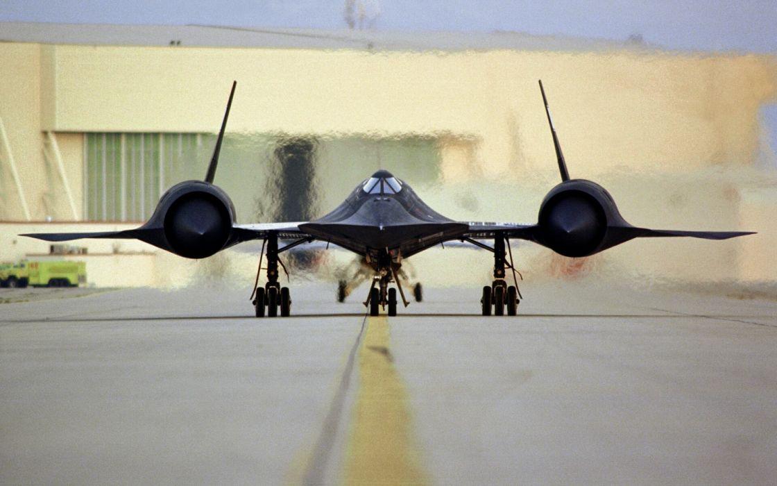 aircraft SR-71 Blackbird wallpaper